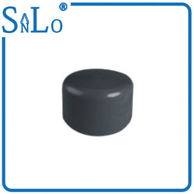 China Papermaking 63 Mm UPVC Pressure Pipe Fittings ,  Water Pipe Upvc End Cap ANSI Standard supplier