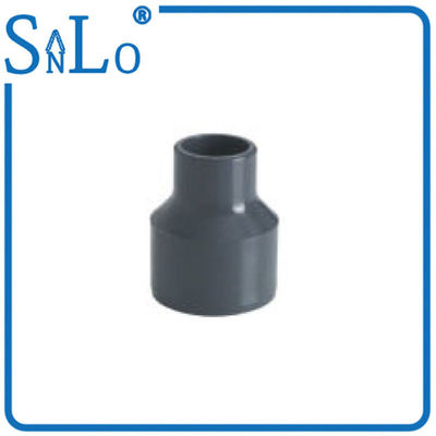 China Black Spears Plastic Irrigation UPVC Pressure Pipe Fittings Good Water Tightness Include supplier