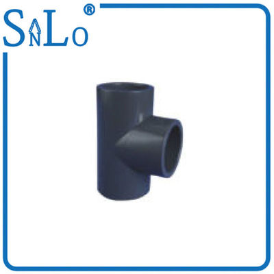 China GB Standard 75 Mm UPVC Pressure Pipe Fittings For Urban Construction Industrial supplier
