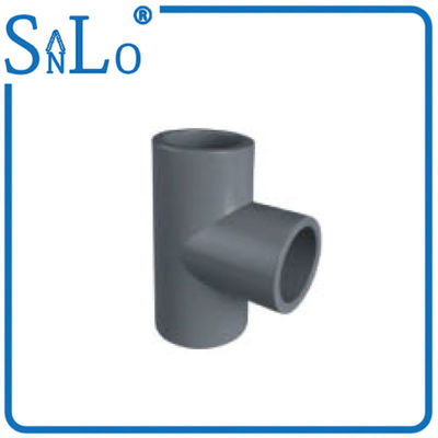 China 6 Inch Schedule 80 Pvc Cross Fitting For The Saline Alkali Highway Chemical supplier