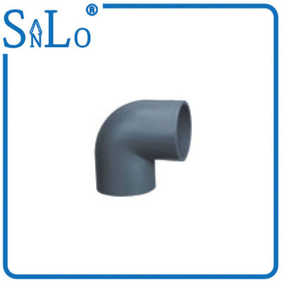China 90 Degree 6 Inch Schedule 40 Pipe Elbows For Directly Welded Flange Connection supplier