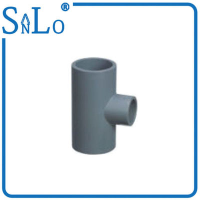 China Etrochemicaloil Gas Pvc Pipe Reducer Coupling  3/4 - 2 Inch Fast Deliver Time supplier