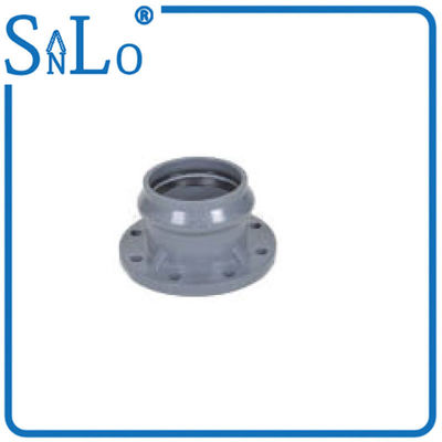China Polyvinyl Chloride Resin  90mm UPVC Pressure Fittings For Drain Pipe Non Toxic supplier