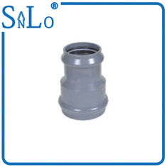 China Plastic High Pressure Pvc Pipe Fittings With Good Compressive Strength Chemical supplier