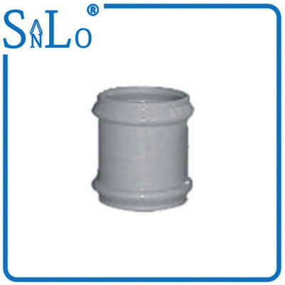 China Two Faucet 	UPVC Pipe Fittings For Water Supply ,  Φ 63 - Φ 800 Pvc Pipe Corner Pieces supplier