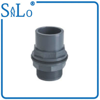 China Irrigation  Polypropylene Half / Two Inch PVC U Pipe Fittings High Precision factory