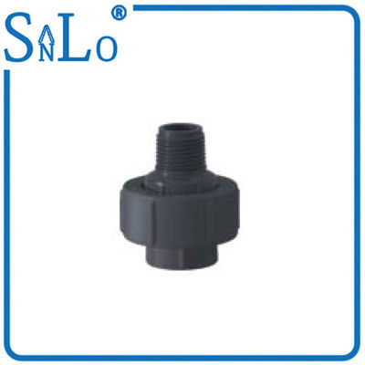 China Socket ⅲ Chemical Pvc Male Threaded Adapter  Without Stock High Efficiency distributor
