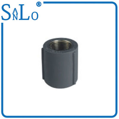 China Steady Flow Half Inch  Pvc Hose Fittings Adapters With Brass Low Power Consumption distributor