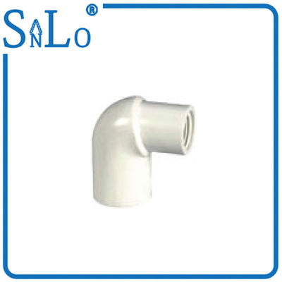 China Environmentally Friendly Sch 40 Pvc Pipe Fittings Long By Good Physical Properties factory
