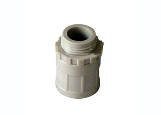 China Electrical UPVC Converting PVC U Joint Pipe Fittings Lock Rings as /  Nzs 2053 factory