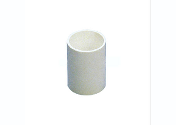 China DIN 16 ~ 40mm PVC U Joint Pipe Fittings Resistant To Acids , Electrical Conduit Connectors factory
