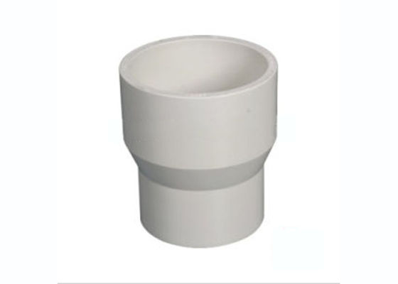 China 25mm  X  20mm ~ 400mm X 355mm Pvc Pipe Reducer Coupling For Drain Pipe Universal factory