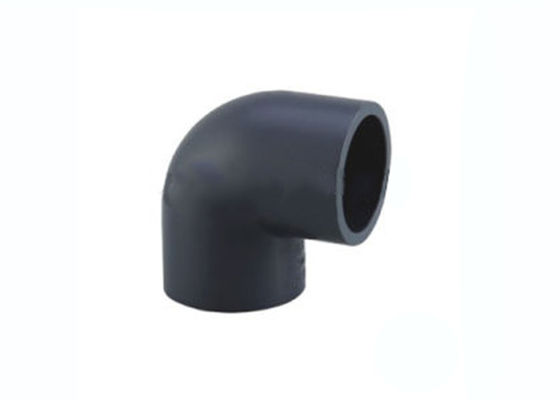 China Plumbing PVC U Joint Pipe Fittings Standard Bs 4346 5 / 6 Inch  90 Degree factory