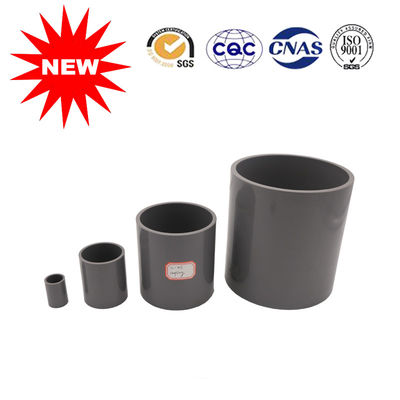China Long Life UPVC Pressure Pipe Fittings , Pvc Pipe And Fittings Coupling Type distributor