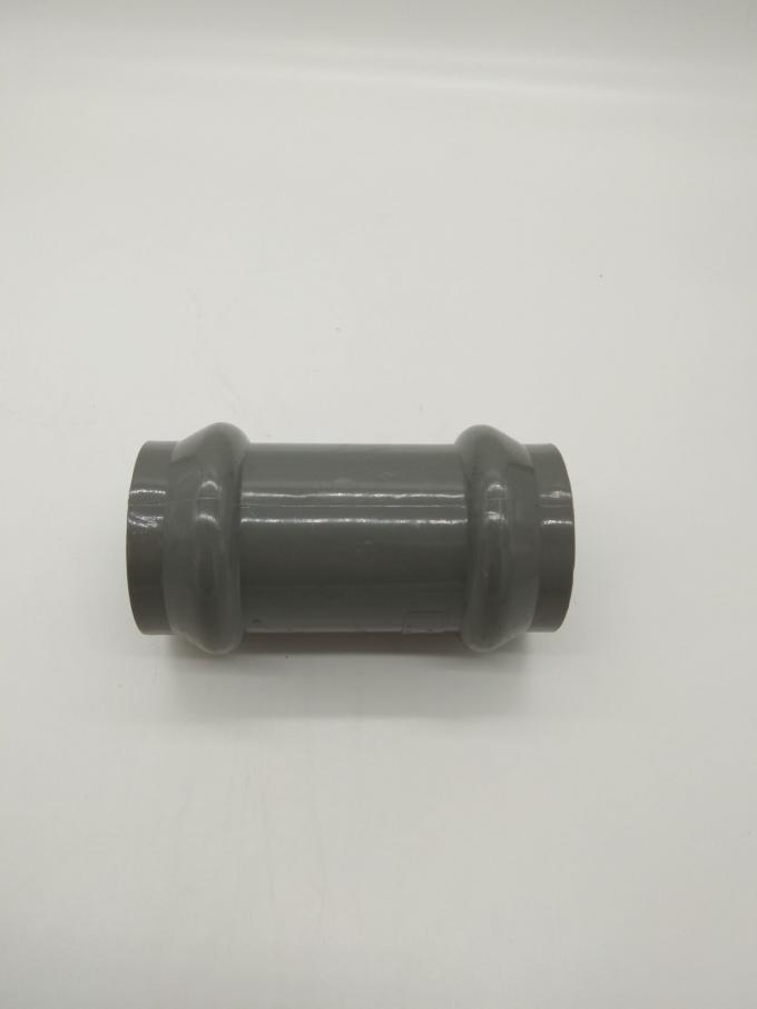 Two Faucet 	UPVC Pipe Fittings For Water Supply ,  Φ 63 - Φ 800 Pvc Pipe Corner Pieces